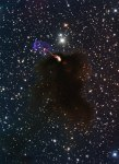 The Herbig-Haro object HH 46/47 seen with ESO's New Technology Telescope