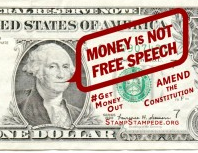 Free speech is not free.