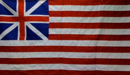 Maybe this would have been the flag of the Anglo-American Empire