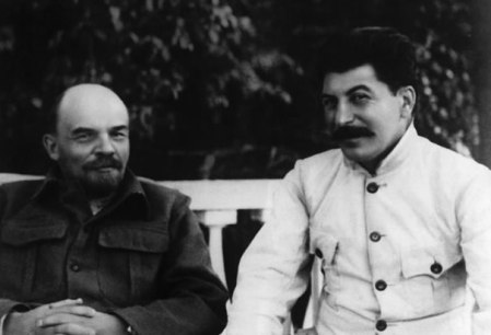 joseph-stalin-and-vladimir-lenin