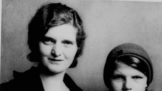 Nan Britton and Elizabeth