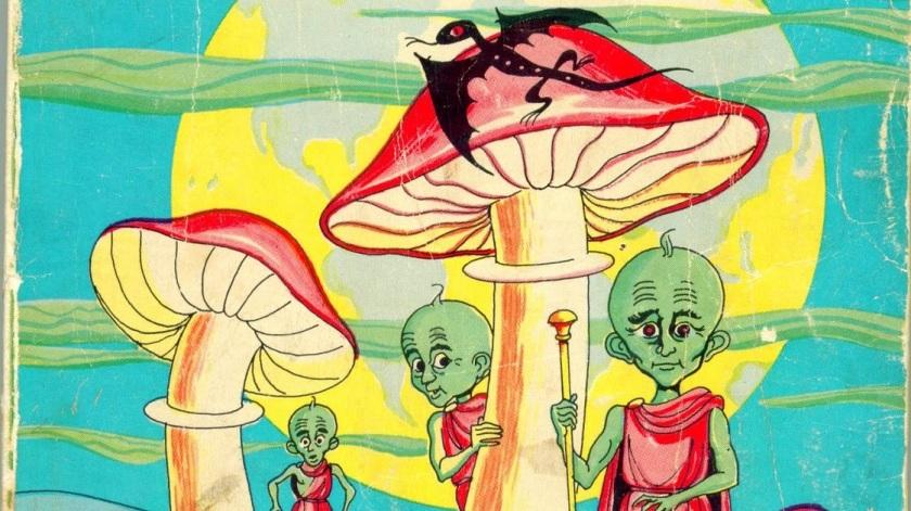 Mushroom People