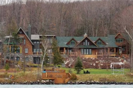 Michael Moore's Mansion