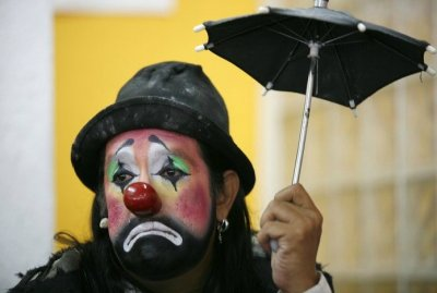Thanks a lot PETA. You made the clowns sad.